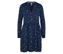 Kleid 'anay' dunkelblau / mischfarben
