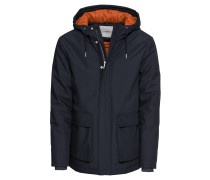 Jacke 'Carlow 3.0 Jacket' navy / orange