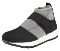 Sneaker 'Tara Hunter' grau / schwarz