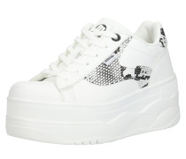 Sneaker 'top' weiß