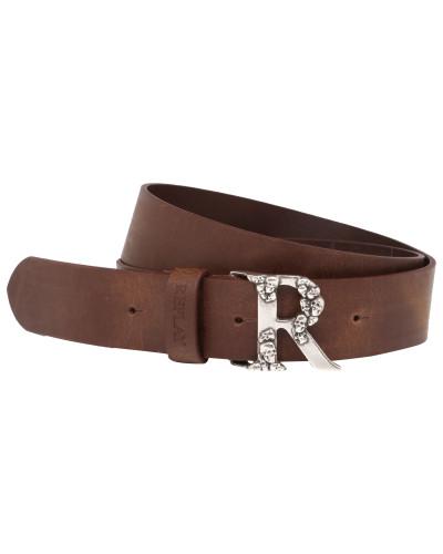 Gürtel 'R' braun