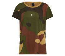 Shirt braun / khaki