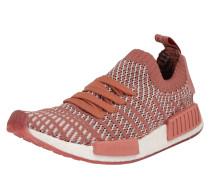 Sneaker 'nmd' altrosa / weiß
