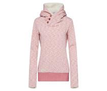 Sweatshirt 'cara A Organic' pink