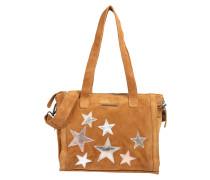 Handtasche 'Star' cognac