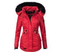 Mantel 'Schätzchen' rot