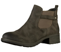 Chelsea-Stiefelette anthrazit
