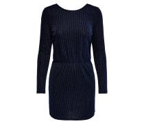 Kleid dunkelblau / schwarz