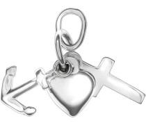 Kettenanhänger »Glaube/Liebe/Hoffnung«
