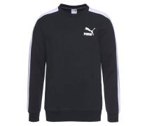 Sweatshirt 'Classics T7' schwarz / weiß