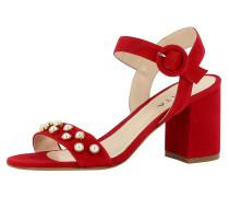 Sandalette 'samanta' rot