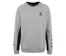 Sweatshirt 'maestro' dunkelblau / grau
