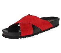 Sandale 'Paola' rot