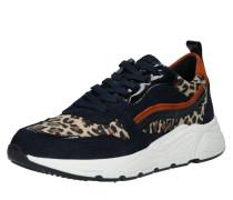 Sneaker '5614' beige / navy / braun