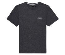 3 Logo Essential T-Shirt basaltgrau