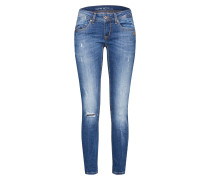 Jeans 'faye' blau
