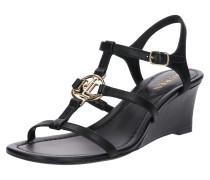 Sandale 'Elina' schwarz