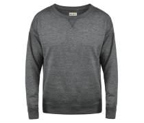 Sweatshirt 'Bianca' dunkelgrau