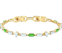 Armband 'Oz' gold / limette