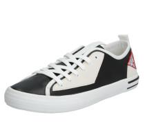 Sneaker 'nettuno Low' weiß / schwarz