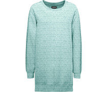 Mullins Sweat-Dress Women Gots türkis