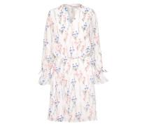 Kleid 'Melissa' blau / pink / weiß