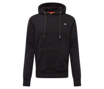 Sweatshirt 'collective Hood' schwarz