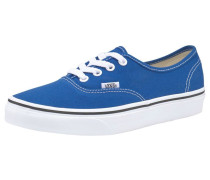 Sneaker 'Authentic' blau / weiß