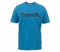 Performance T-Shirt royalblau / dunkelblau