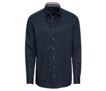 Hemd 'Level 5 City Uni' navy