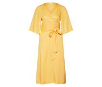 Kleid 'Isabel' gelb / silber