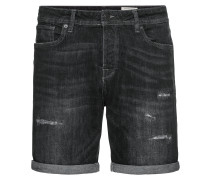 Jeansshorts 'shnalex 306 Grey ST Denim'