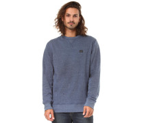 'All Day Crew' Sweatshirt blau