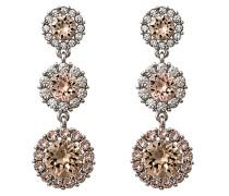 Ohrringe 'Sienna' gold / rosa