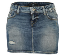Jeansrock 'adrea' blue denim