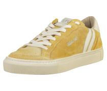 Sneaker 'roseburg' gelb / weiß