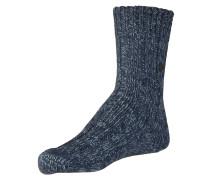 Fashion Twist Socken blau