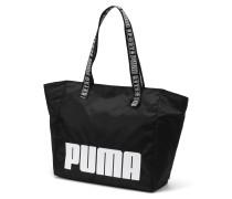 Prime Street Großer Shopper schwarz / weiß