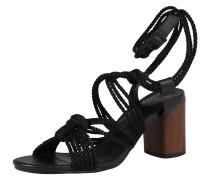 Sandalette 'Carol' schwarz