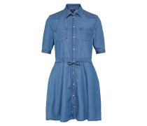 Kleid 'Marta' blue denim