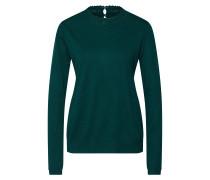 Pullover 'pull Encolure Croche' jade