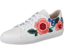 'Vaso Flor' Sneakers Low weiß