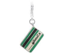 Charm 'Credit Card Ubc90907' grün