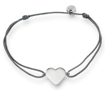 Armband graphit / silber