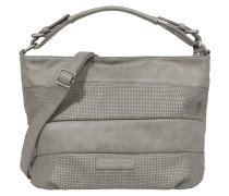 Hobo Bag 'Kathleen' grau