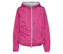 Wendejacke grau / pink