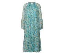 Kleid 'Falia' hellblau / mischfarben