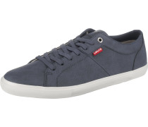 Sneaker 'Woods' taubenblau
