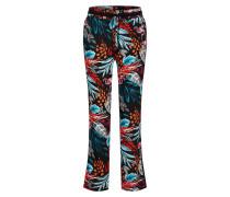 Hose 'printed Pants' mischfarben