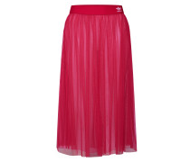 Rock 'skirt Tulle' himbeer